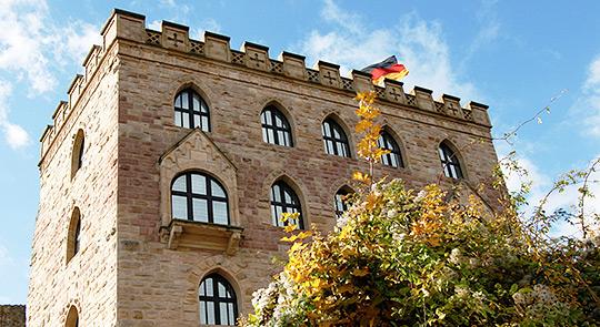 Hambacher Schloss Neustadt a. d. Weinstraße