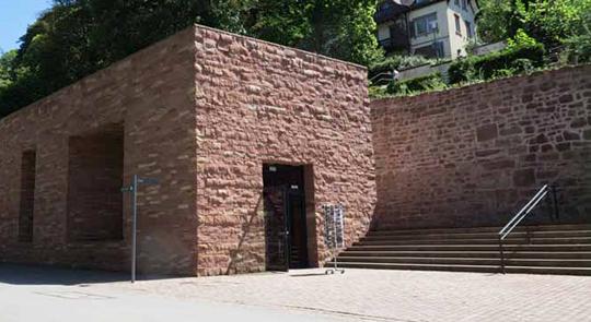 Heidelberger Schloss Besucherzentrum