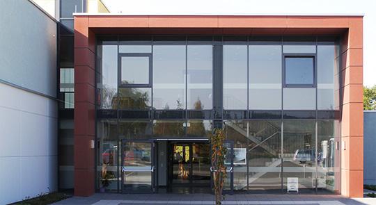 MTV Pirmasens Gebäude